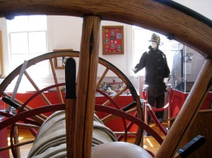 Ellicott City Fire Station museum